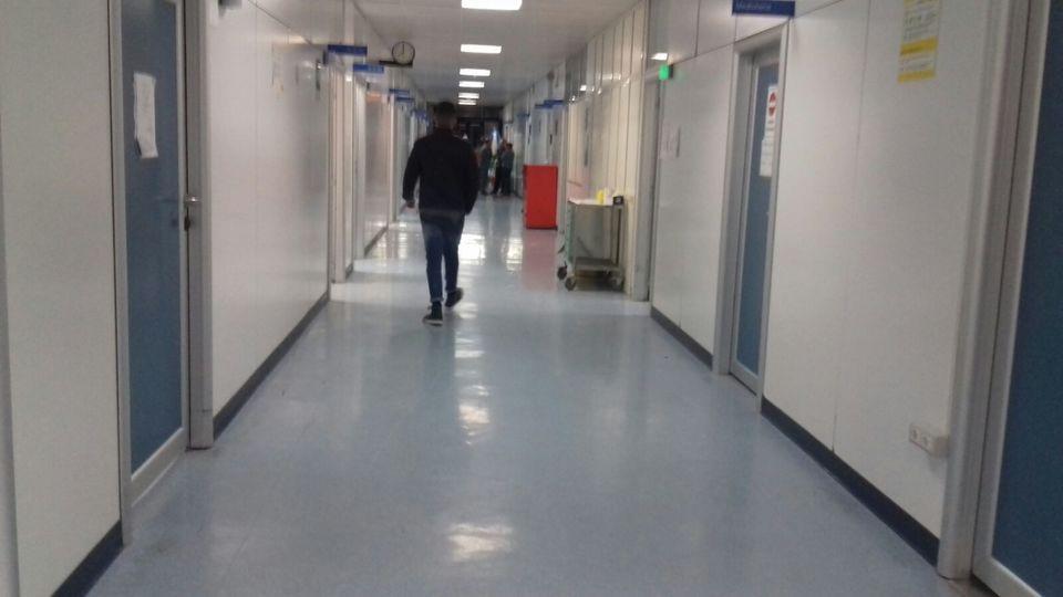 Ospedale Pozzuoli, stop ricoveri - Campania