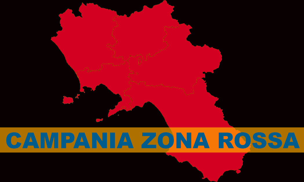 ULTIMORA/ La Campania resta in zona rossa anche per la prossima settimana